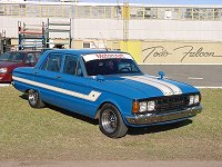 Wallpaper (Ford Falcon Sprint 1973 )