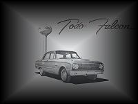 Wallpaper (Ford Falcon Standard 1963)